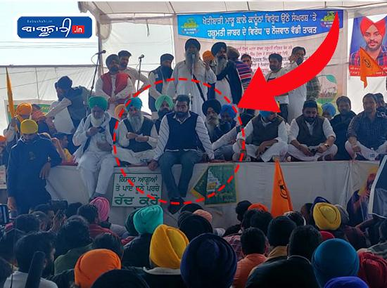Wanted in Delhi, Lakha Sidhana addresses huge gathering at Mehraj Rally (View pics, Watch