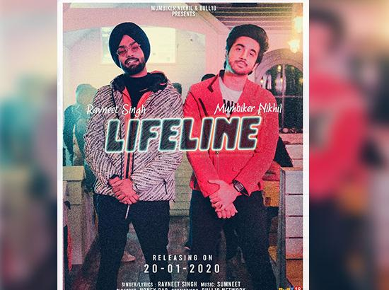 To lit the hearts, Ravneet and Mumbiker Nikhil coming up with their romantic song 'Lifelin