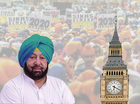 No Takers For Referendum 2020 In Punjab, Campaign Won't Last, Says Amarinder