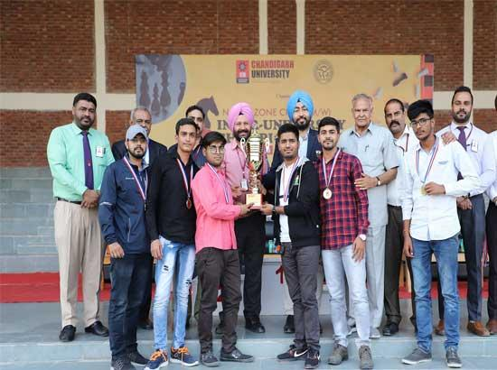 In men MDU Rohtak wins North Zone Inter University Chess Tournament: University of Delhi wins in the Women Category