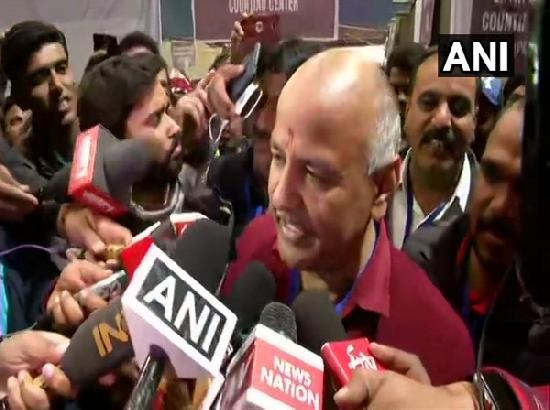 Nationalism means working for betterment of citizens: Manish Sisodia