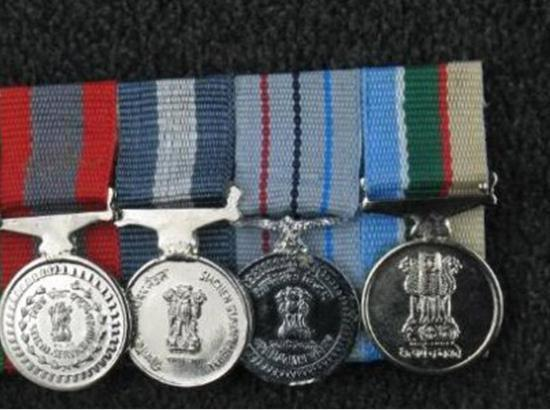 Don't wear medals, ribbons at public functions, Indian Army advisory for ex-servicemen