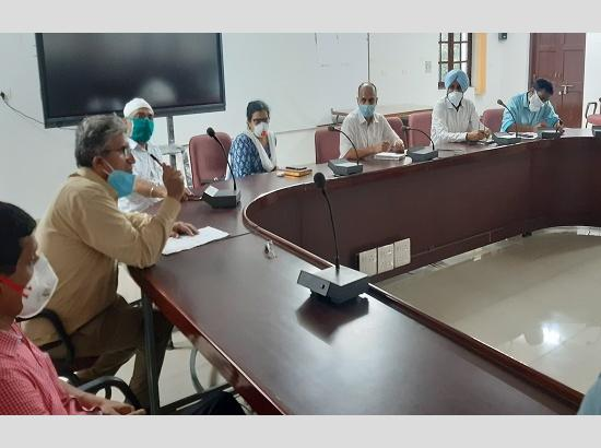 Patiala: Punjab CM appreciates the services of Rajindra Hospital