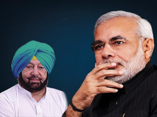 Amarinder writes emotional letter to M