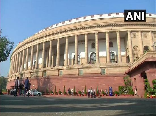 Opposition parties move adjournment motion notice in LS over farm laws