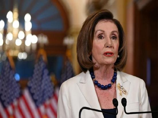 Nancy Pelosi calls Trump 'morbidly obese', says he shouldn't take hydroxychloroquine not a