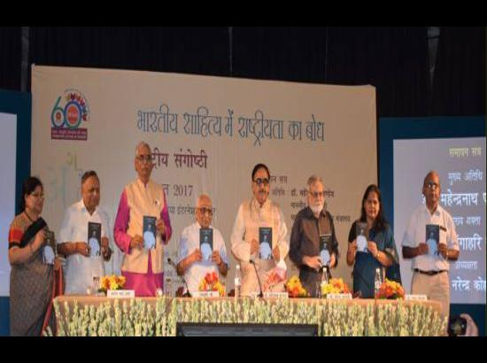 Government working on national book promotion policy: Dr Pandey