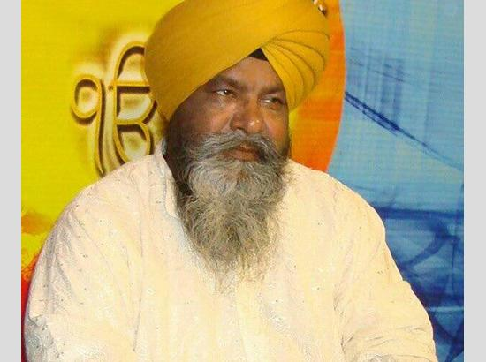 Tragic Breaking : Former Hazoori ragi of Golden Temple Bhai Nirmal Singh khalsa is no more