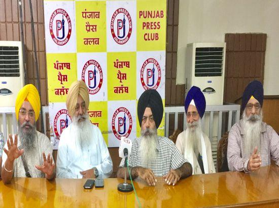Panthic Assembly to search solutions for sacrilege onslaught on October 20-21