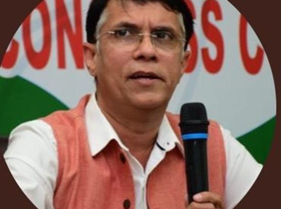 Haryana elections: Congress appoints Pawan Khera to head Chandigarh media centre