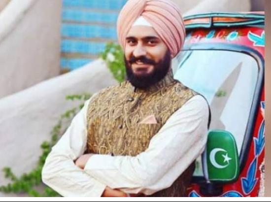 In a first, Sikh officer appointed PRO to Pak Punjab Governor