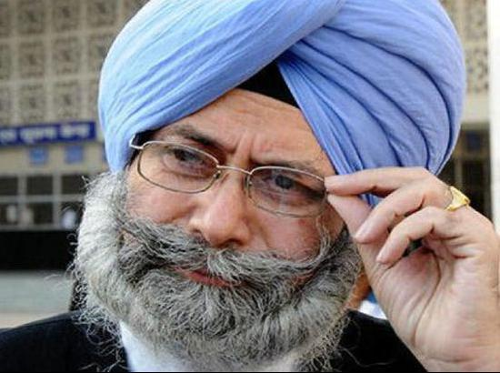 Phoolka announces date of his resignation from Vidhan Sabha