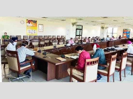 Mandi Board establishes control room for all district to resolve procurement issues