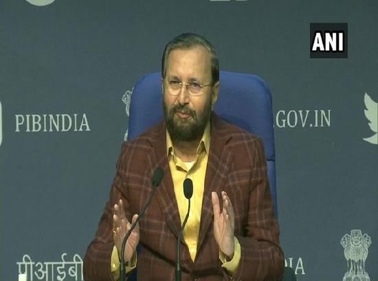 Govt's commitment to welfare of farmers 'unparalleled': Prakash Javadekar