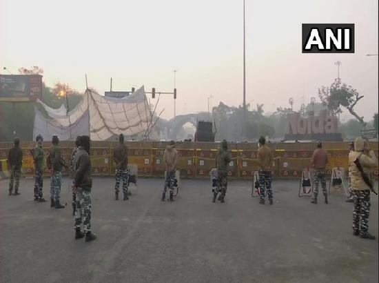 Farmers' protest: Traffic in Delhi remains affected due to closed borders