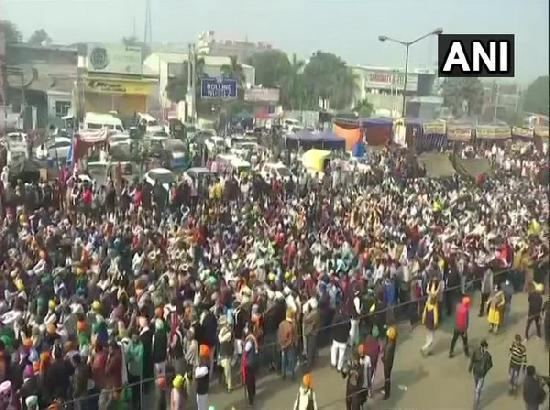 Check out which routes are closed amid farmers' protest at Delhi borders