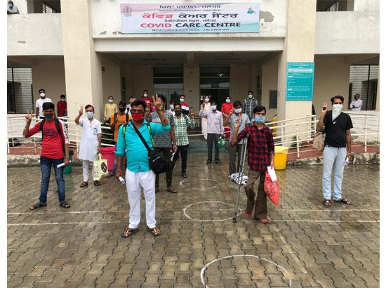 Jalandhar: 132 More COVID patients discharged, Recovery tally reaches 4197