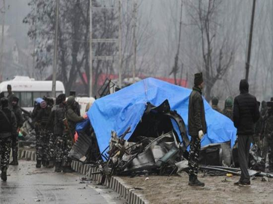 Pulwama attack: China urges India, Pak to exercise restraint