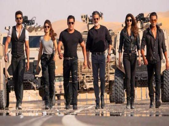 Movie Review: Race-3 a big disappointment with a jaded plot twister.