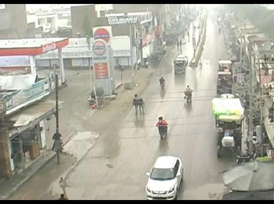 Rain provides relief from smog in Fazilka area
