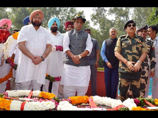 Amarinder government mulling special package for border area development