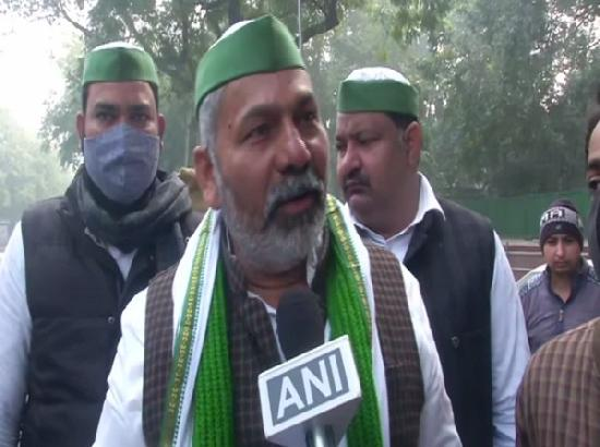 Farmers forced to agitate as opposition in country is weak: BKU