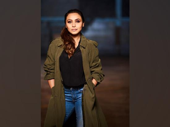 On World Disability Day, Rani Mukerji speaks on need of inclusive, empowering society