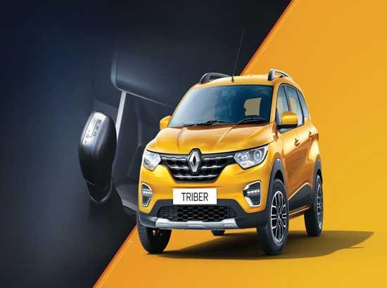 Renault opens bookings for TRIBER Easy -R AMT