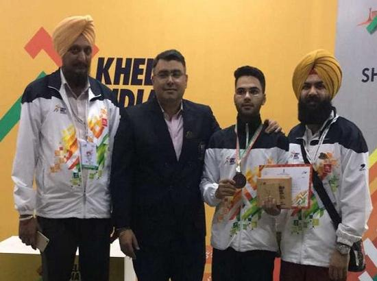 Punjab players continue splendid show; Bag 8 medals including 3 Gold