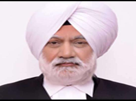 Justice ( Rtd ) Saron To Head 6-Member Punjab Revenue Commission