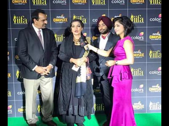 IIFA lauds The Black Prince, Sartaaj and Shabana ( Watch video also )