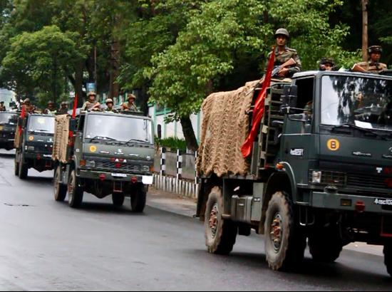 Shillong tense but peaceful as curfew lifted briefly, more relaxation on Thursday