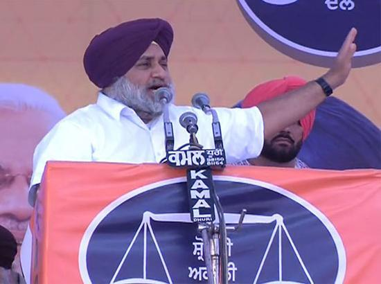 Sukhbir calls senior Badal father-like, SAD objects to media reports (watch video)