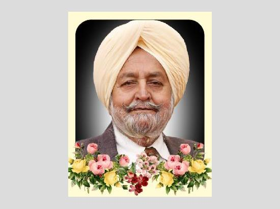 Bhog of Sukhdev Singh on Sunday, 10th November, 2019