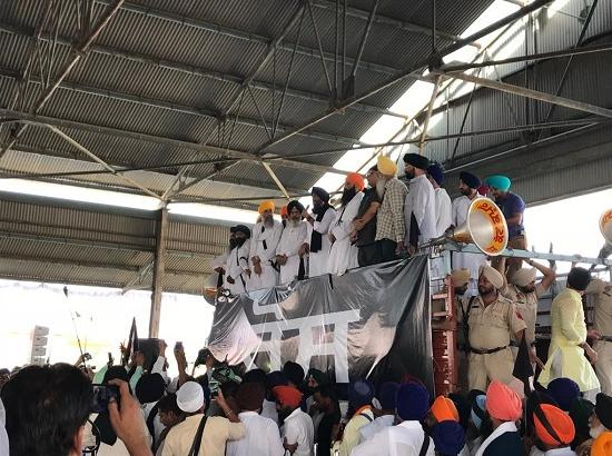 Congress, SAD, AAP trade barbs on day of rallies in Punjab