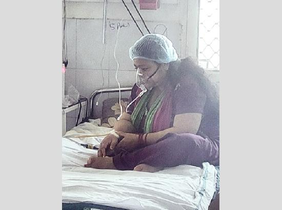 Patiala: Another Success Story :Ensured Recovery Of COVID Positive Patient From Mechanical