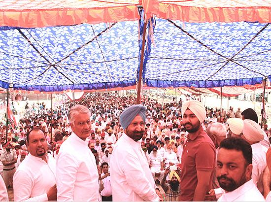 PPCC President slams BJP led union government for step motherly treatment to Punjab