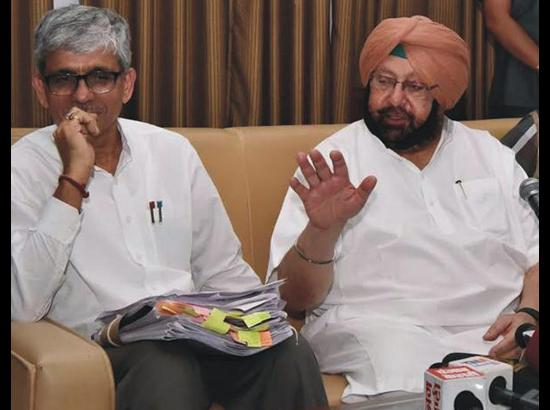 Amarinder Government faces typical crises as Chief PS Suresh Kumar 'refuses' to attend