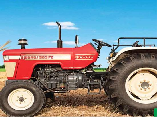 Swaraj Tractors crosses 15 lakh units production milestone