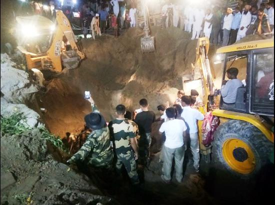 Three persons buried alive while digging sand pit in Ferozepur