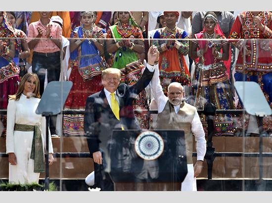 India, US have natural, beautiful, enduring friendship: Trump