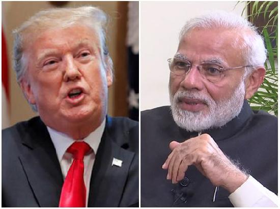 No talks between Prime Minister Modi and Trump on Ladakh: Sources