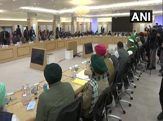 Eighth round of talks between Centres, farmers' representatives concludes, next meeting on