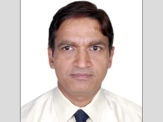 Yashpal Garg appointed as nodal officer for setting up COVID care centres in Chandigarh