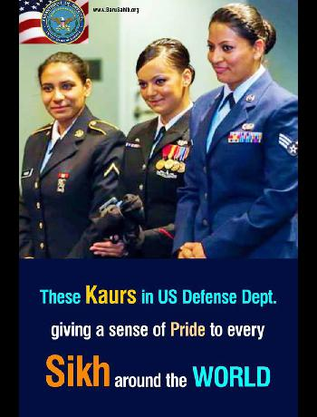 Kaur's in US Department